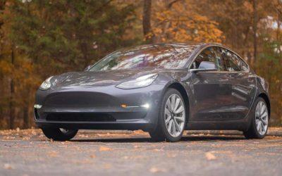 Tesla bestätigt 82 kwH Batterie in neuen Model-3-Autos
