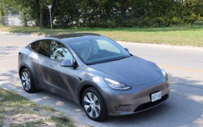 Hinweise in Tesla-Software auf Erhöhung der Reichweite bei Model Y