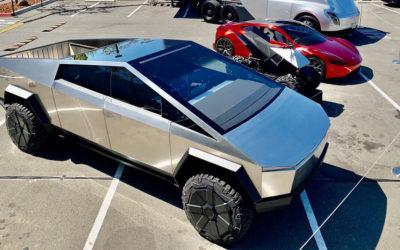 Tesla Cybertruck: Elon Musk verrät neues Feature