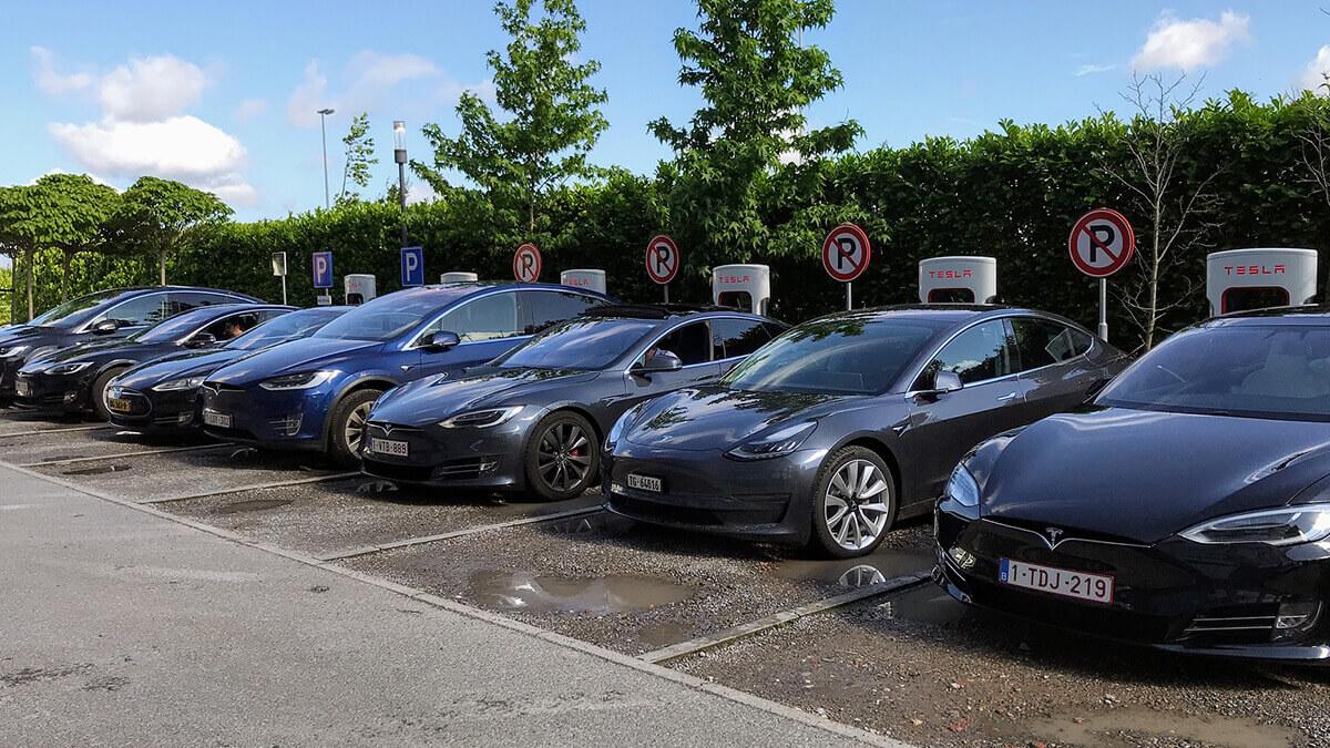 Tesla: Über 10.000 Autos können nicht ausgeliefert werden