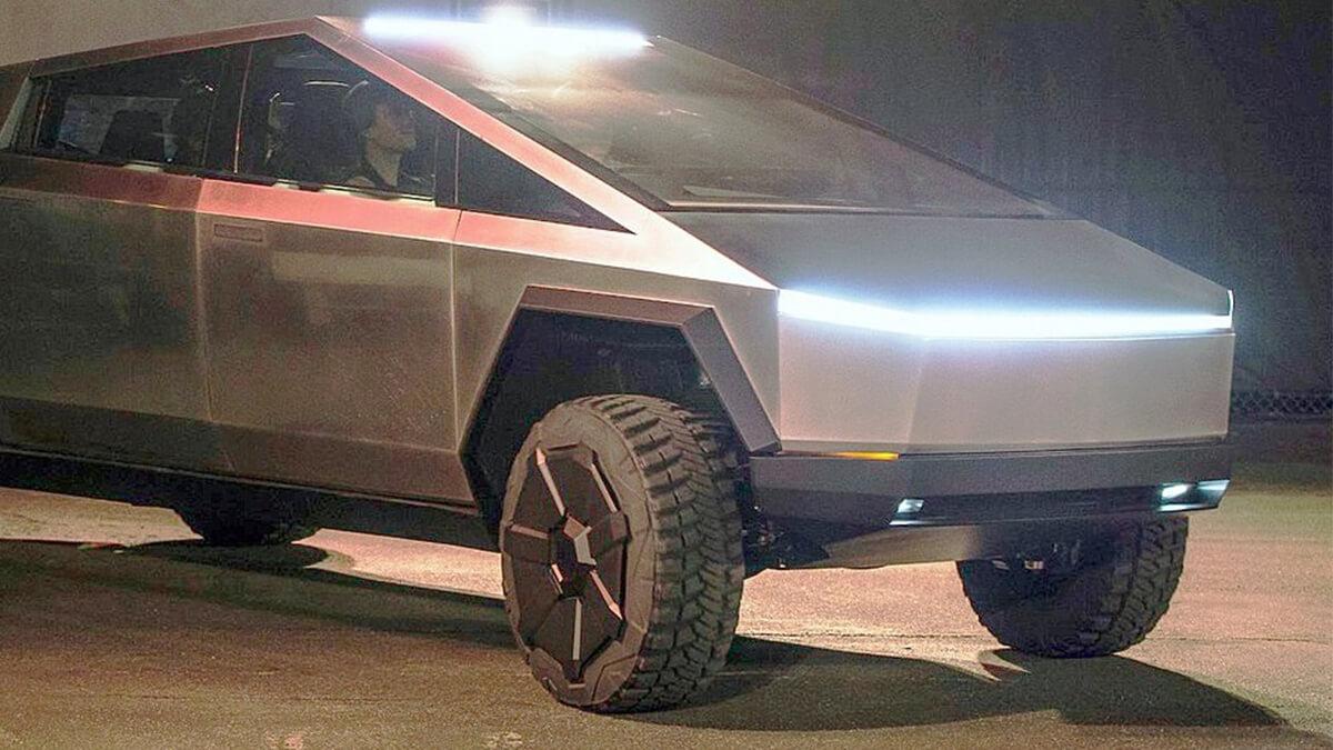 Tesla Cybertruck: Interessantes Detail nach Vorführung entdeckt