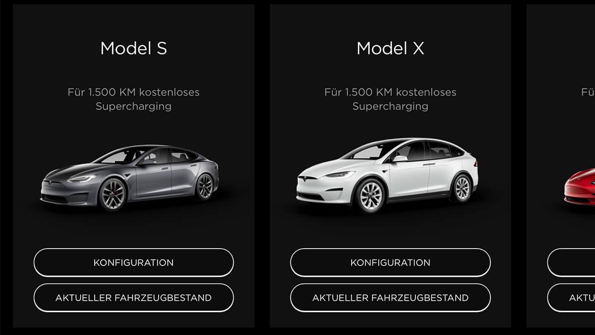 Tesla entfernt Empfehlungslinks: Keine gratis Supercharger-Meilen mehr?