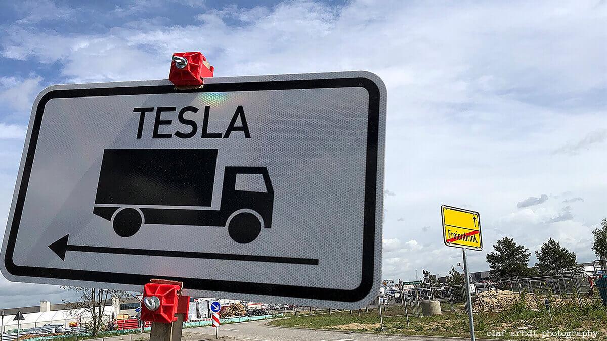 Tesla erhält weitere Vorab-Genehmigung für Werk in Grünheide