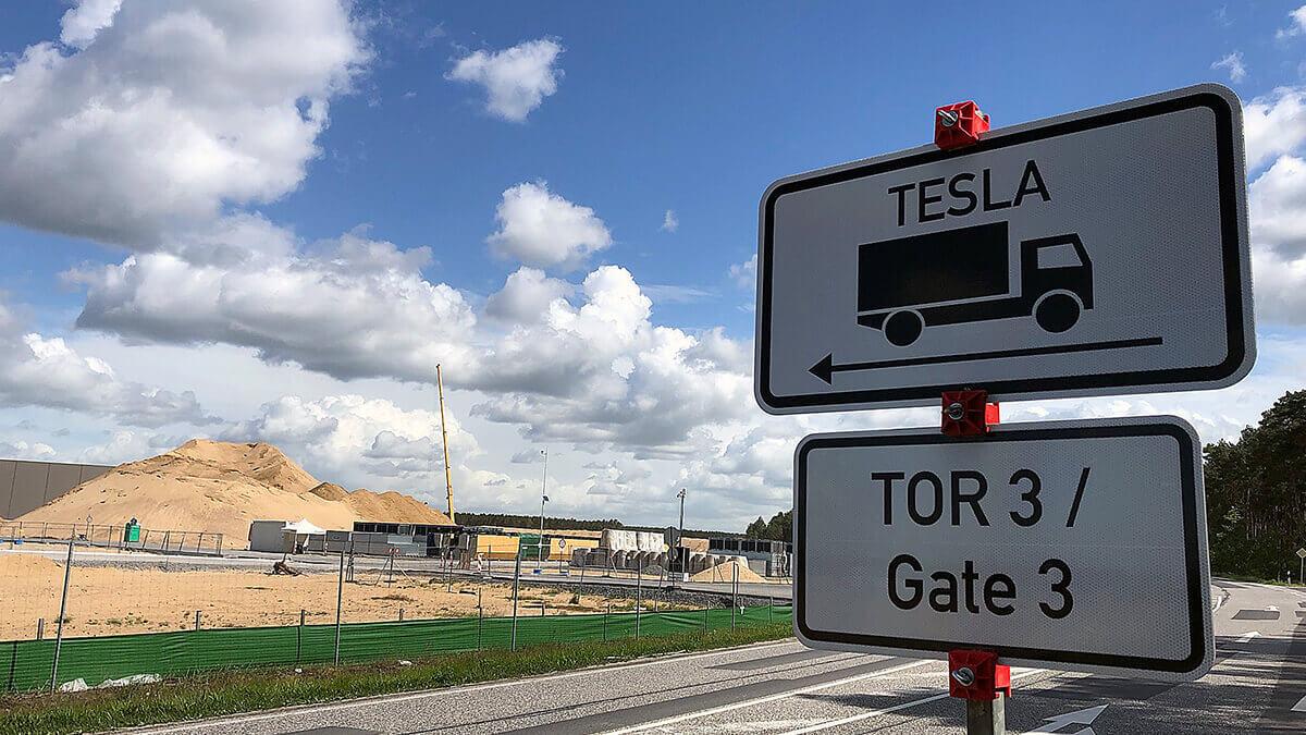 Tesla Gigafactory Grünheide: Umweltverbände legen Widerspruch ein
