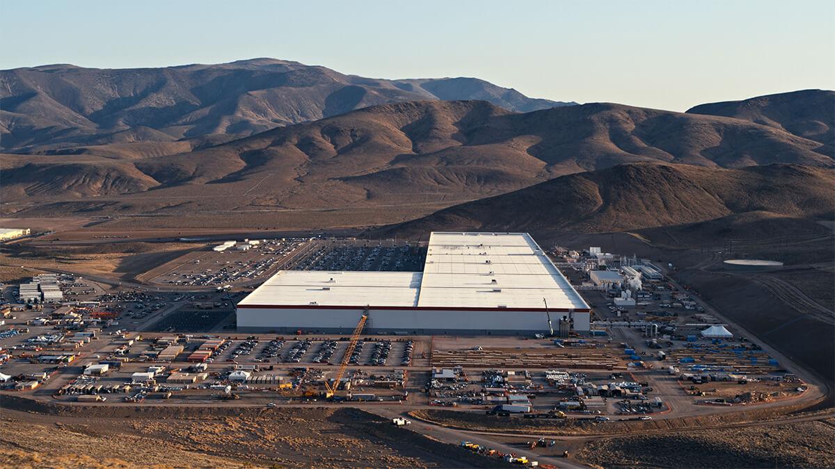 Tesla könnte Milliarden-Investment von Panasonic für Batteriefertigung erhalten