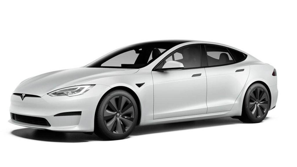 Das Tesla Model S Plaid überzeugt mit sportlicher Optik und schnittigem Auftreten