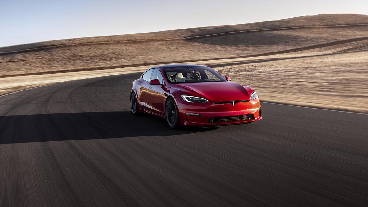 Tesla Model S Plaid bricht sämtliche Rekorde in unabhängigem Test