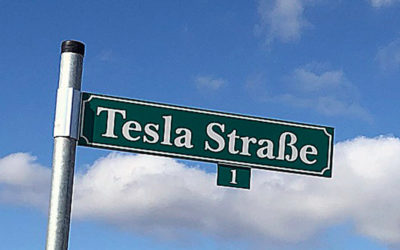 Kehrtwende bei Tesla-Werk in Grünheide: Produktionsstart wohl doch schon 2021