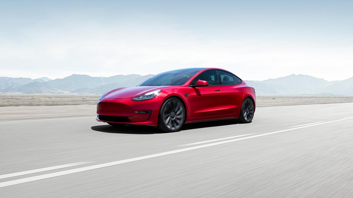 Tesla Model 3 extrem beliebt: Platz 2 bei Europa-Neuzulassungen
