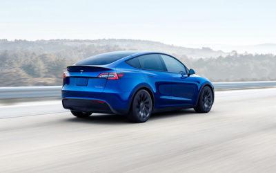 Tesla Model Y ab sofort in Deutschland vorbestellbar!