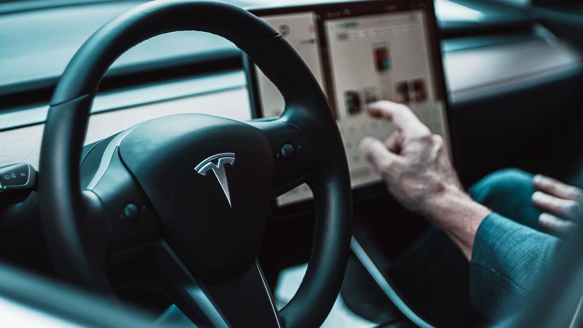 Tesla: Kein Schaltknüppel mehr bei Model 3 und Y? Smart Shift kommt!