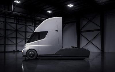 Tesla Semi bald in Produktion – erste Fertigungslinie in finaler Prüfung