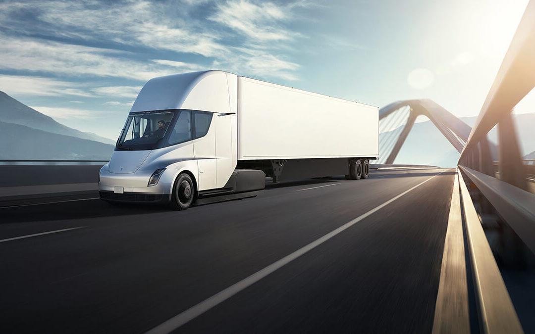 Tesla bestätigt: Semi-Truck wird auf 2022 verschoben
