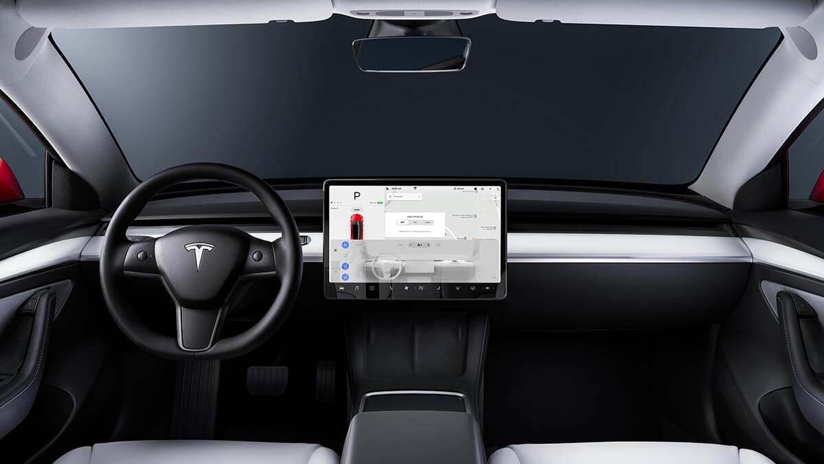 Tesla bringt großes Software-Upadte: Disney+, Waschmodus, neue Reichweitenanzeige