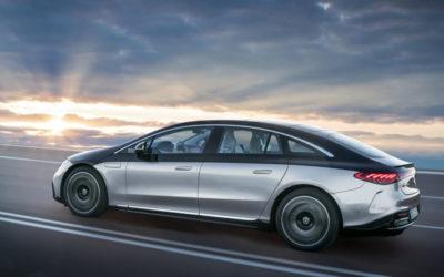 Besser als Tesla? Reichweitenwunder Mercedes EQS ab 100.000 Euro zu haben