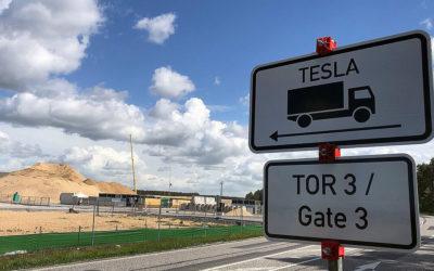 Gigafactory Grünheide – die ersten deutschen Teslas sollen noch 2021 vom Band rollen