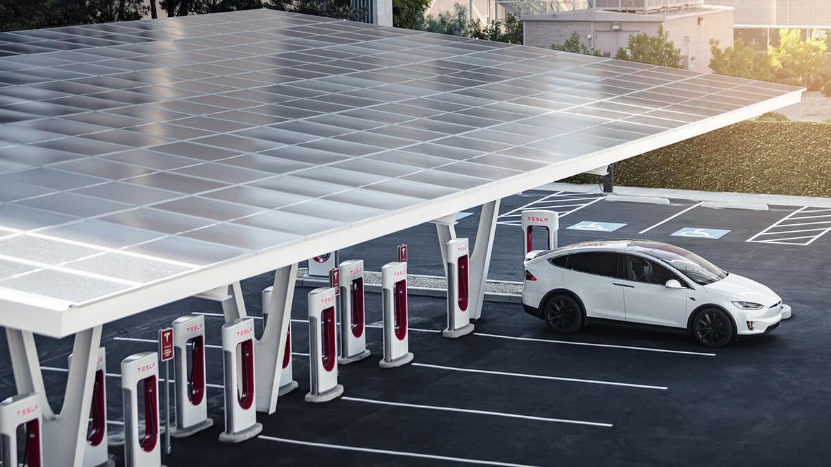 Tesla: Bald 55 neue Supercharger-Stationen für Deutschland