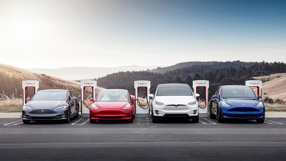 Tesla kann 92% aller Batteriezellenmaterialien recyceln