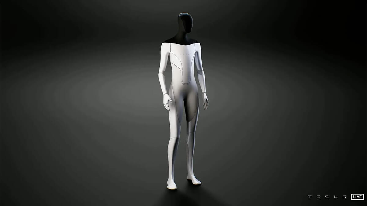 """Tesla stellt auf AI Day """"Tesla Bot"""" vor – humanoide Roboter sollen Arbeiter ersetzen"""