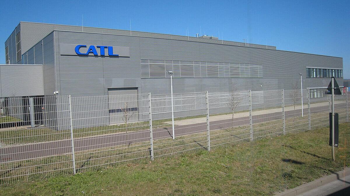 Tesla-Batteriezulieferer CATL investiert 9 Milliarden Dollar