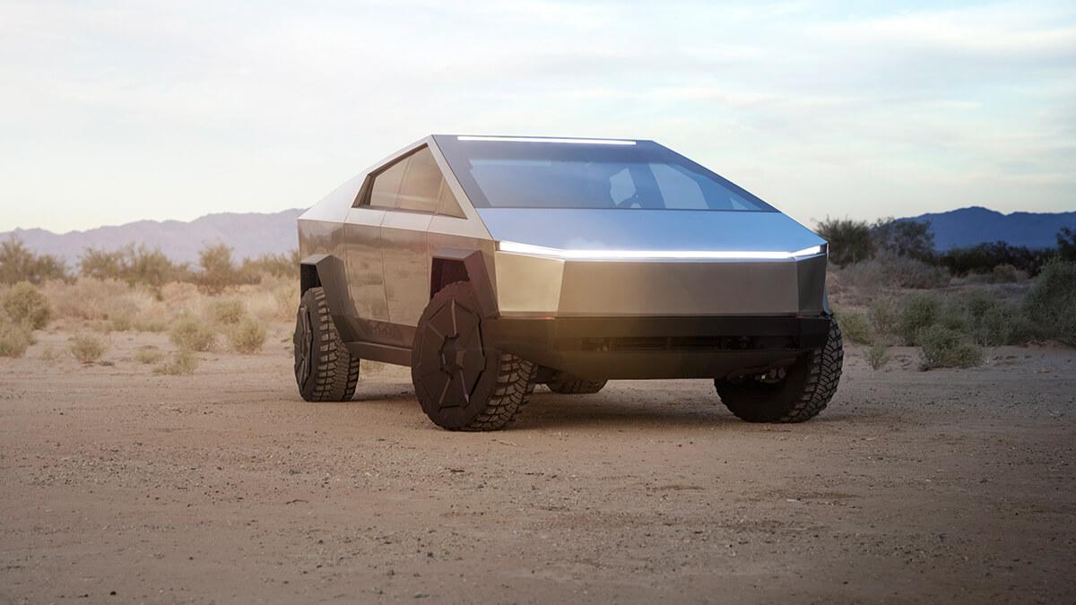 Tesla bestätigt: Cybertruck kommt erst 2022 – auch in Deutschland?