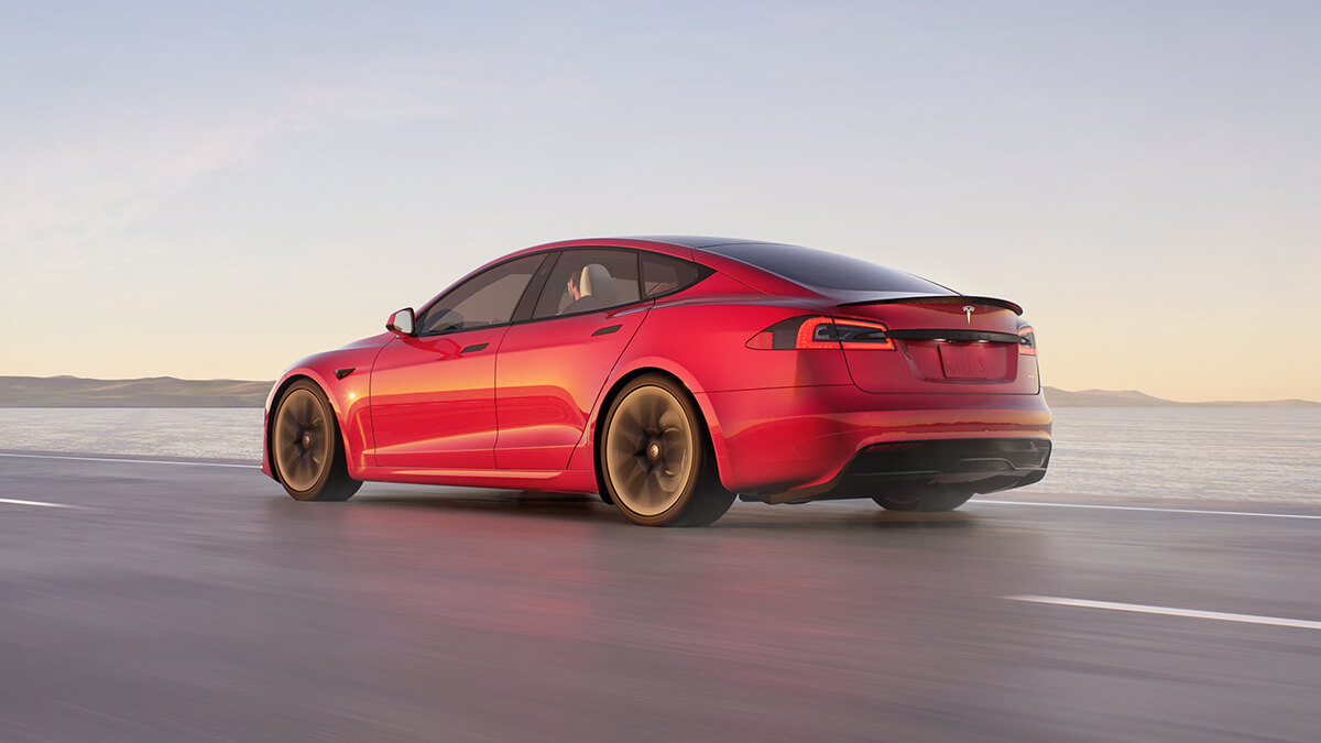Tesla Model S: Software-Update bringt mehr Fahrkomfort und sanftere Steuerung