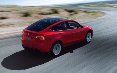 Tesla Model Y in Deutschland angekommen: Auslieferungen beginnen