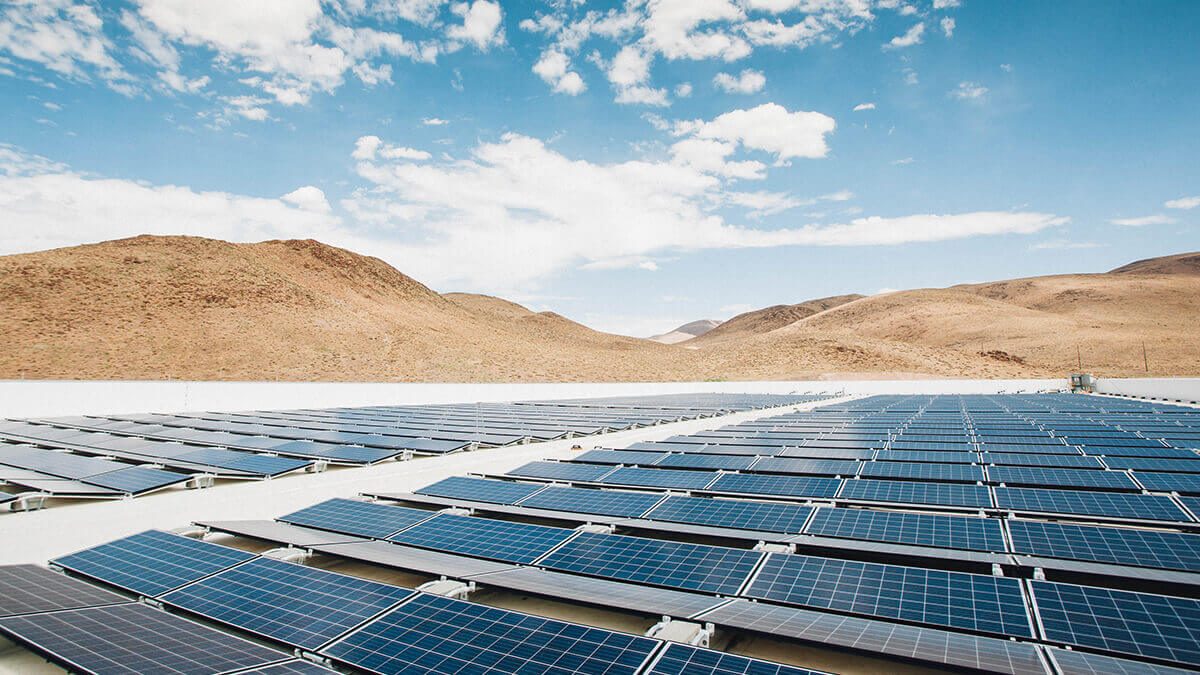 Tesla: Drastische Reduzierung von Solaranlage auf Gigafactory