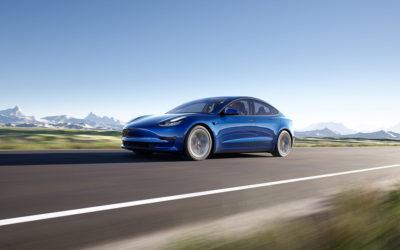Detail von Tesla Model 3 betrifft jeden – und kann bei Nicht-Wissen Bußgeld verursachen