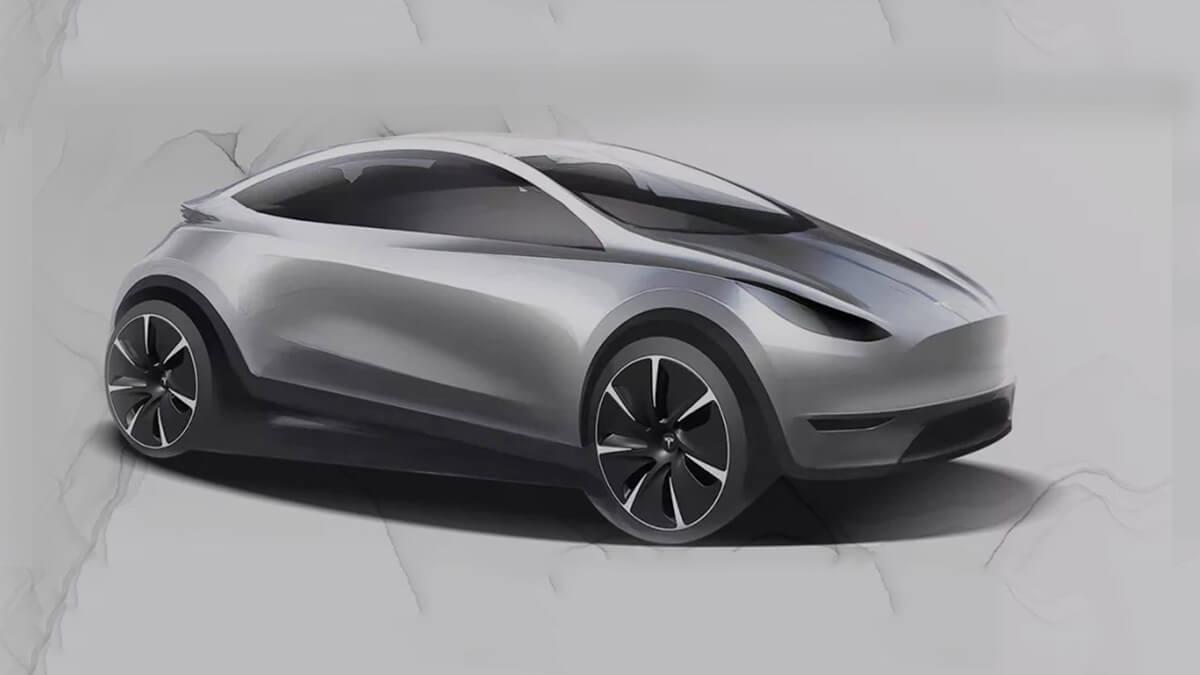 """Neues Tesla """"Model 2"""" für 21.000 Euro: Produktion soll bald starten"""