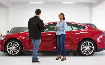 Tesla-Chef Musk: Größte Automobilkonkurrenz nicht aus Deutschland