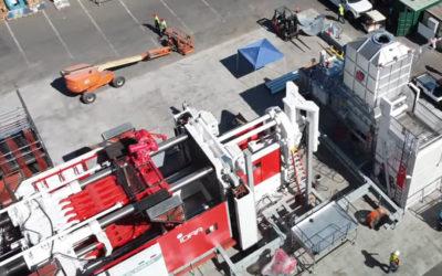 Tesla Giga Press soll auch in Grünheide zum Einsatz kommen – 8 riesige Gussroboter geplant