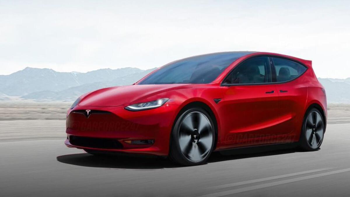 Tesla Model Q: So könnte Teslas 21.000-Euro-Auto aussehen