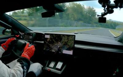 Tesla Model S Plaid bricht Taycan-Rekord auf Nürburgring – 12 Sekunden schneller