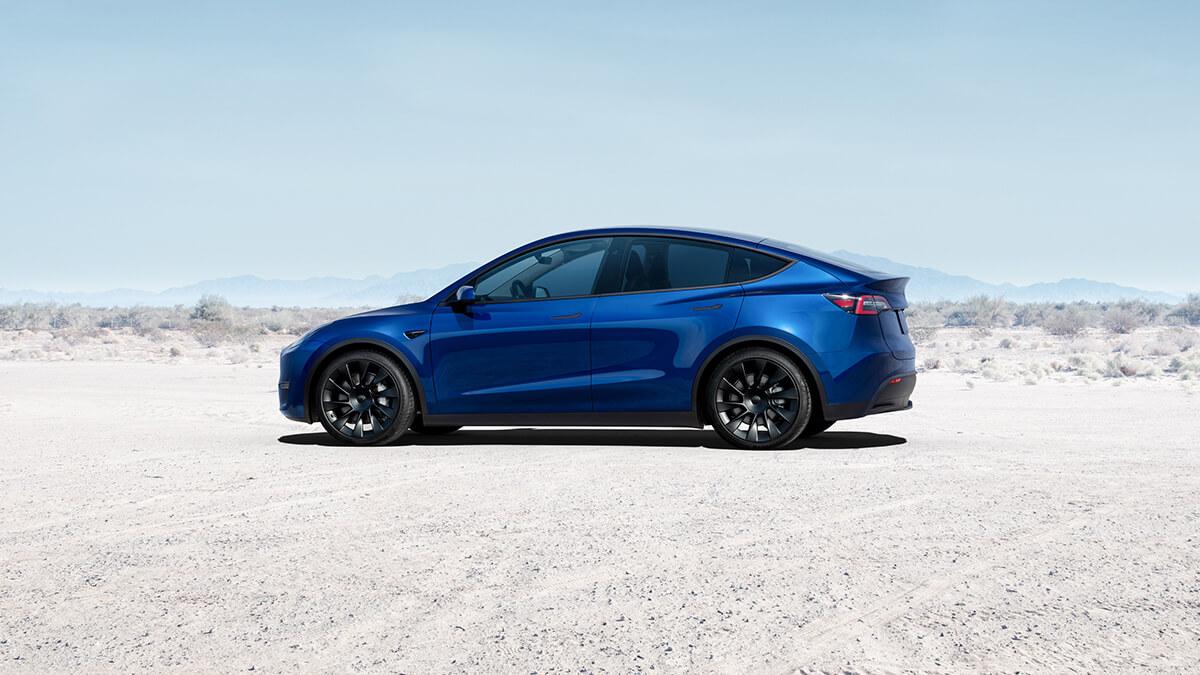 Tesla Model Y sorgt für raketenhaften Anstieg des Elektroauto-Anteils in Norwegen