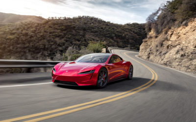 Tesla Roadster: Die Geschichte des ersten E-Supersportwagens – von 2008 bis 2021