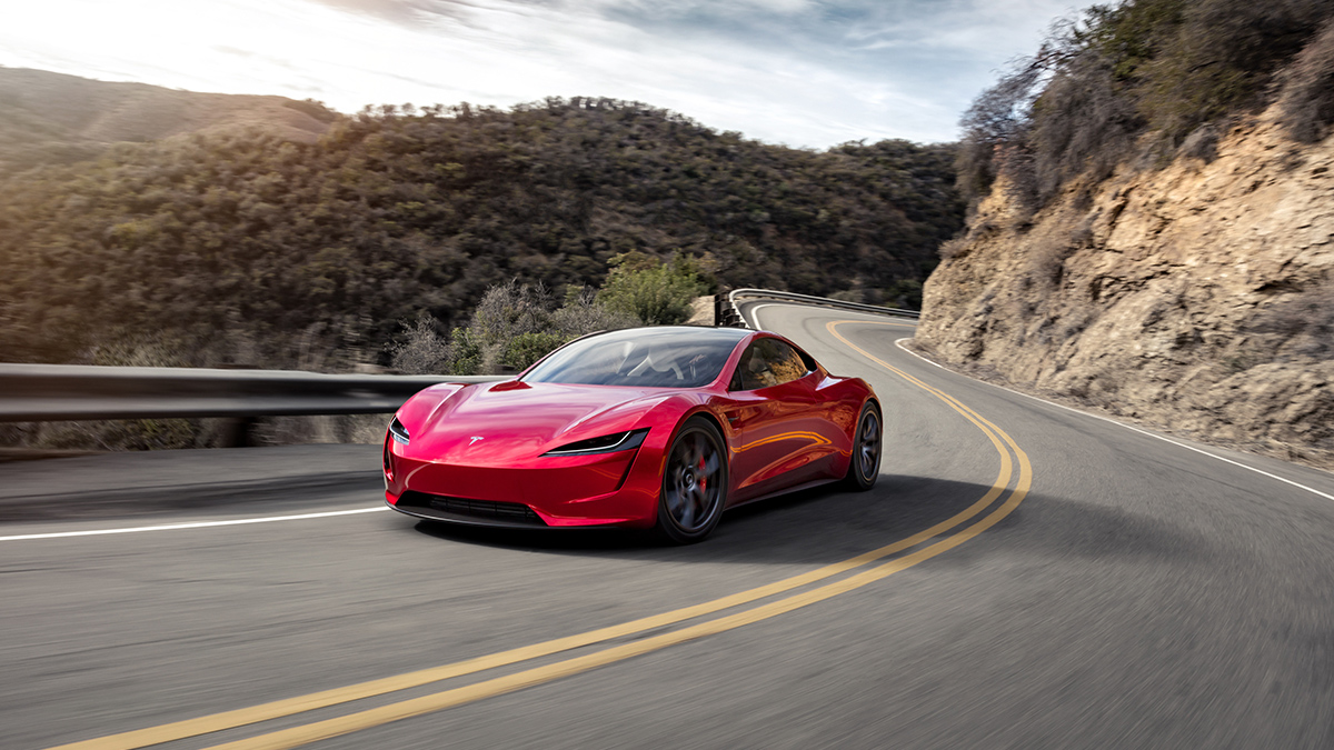 Tesla Roadster: Die Geschichte des ersten elektrischen Supersportwagens