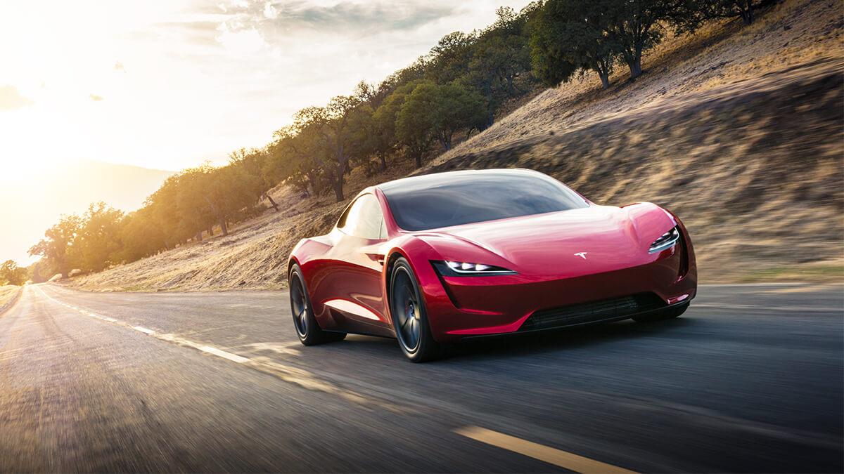 Tesla Roadster kommt 2023 – Elon Musk nennt Bedingung