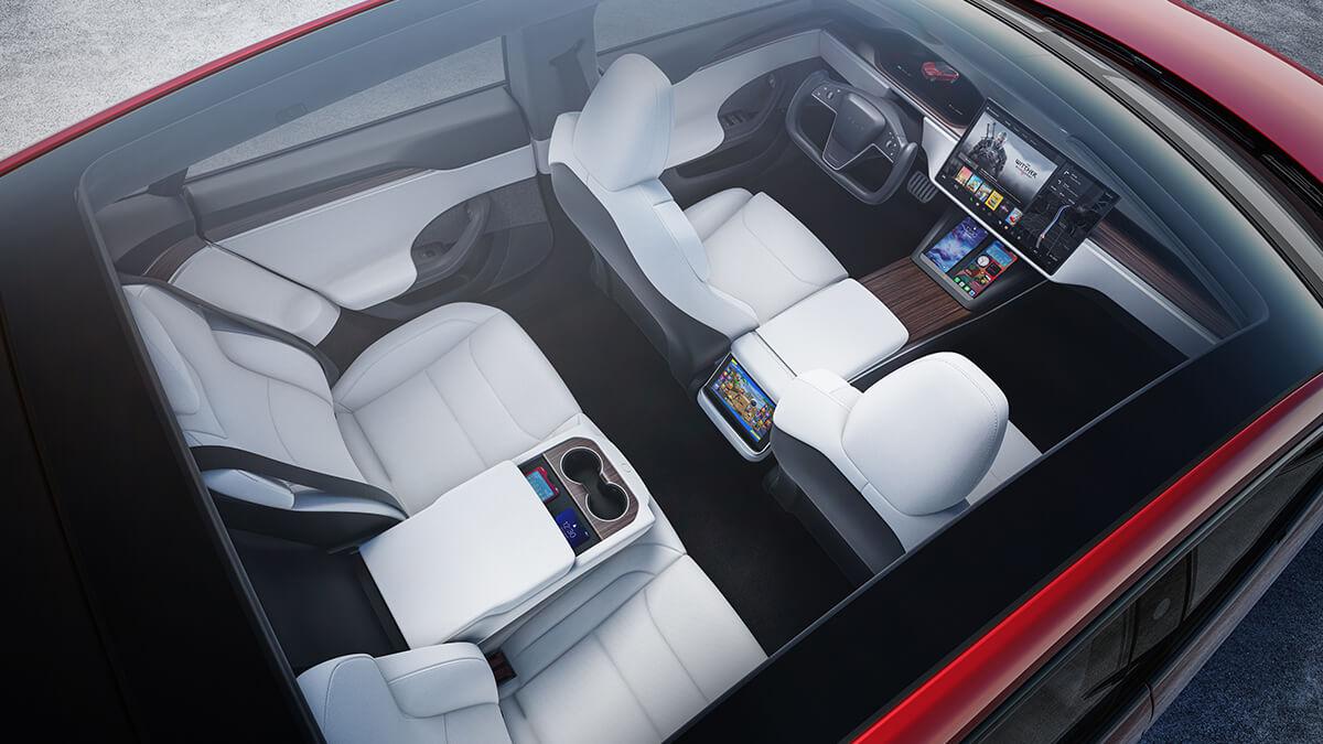 Neues Tesla-Software-Update verbessert Soundsystem