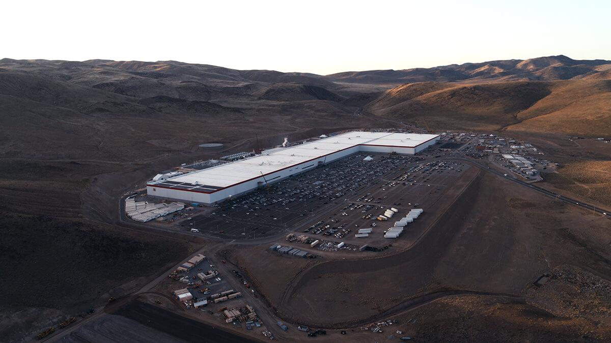 Tesla feiert Meilenstein: 1-millionste Batteriepack produziert