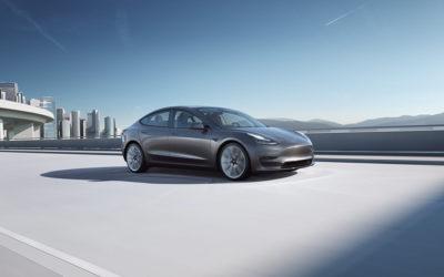 Tesla stellt Model 3 SR+ auf LFP-Batterie um – Zellproduktion in den USA geplant